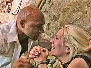 Extreem harde verkrachting porno film